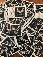 Lot Of 100 Used/Canceled 3750 2¢ NAVAJO JEWELRY Genuine US Postage Stamps 2007