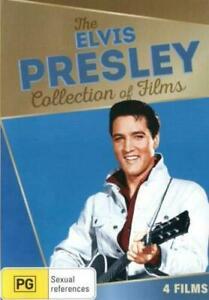 4 DVD Elvis Presley Collection brand new