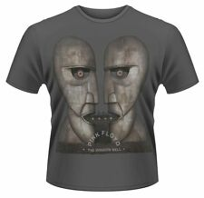 Pink Floyd T Shirt The Division Bell Officially Licensed Mens Grey Rock Merch L