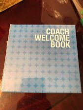 Team Beachbody - Coach Welcome Book (Health Happiness Prosperity) New Sealed