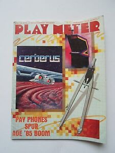 coin-op Amusements march 1 1985 Play Meter MAGAZINE.cerbarus.