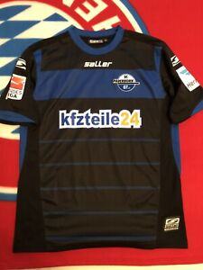 SC Paderborn 07 Original Spielertrikot Matchworn Trikot Koc