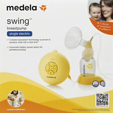 New Sealed Medela Swing Breastpump Item 67050 Single Electric Breast Pump