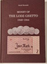 Catalog Money of the Lodz Ghetto Litzmannstadt Łódź Poland Polen Jacek Sarosiek