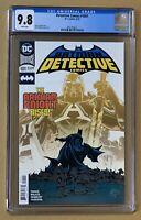 Detective Comics #1001 CGC 9.8 WALKER Cover