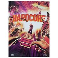 Hardcore - Limited Collector's Edition - DVD - BluRay - Zustand Akzeptabel