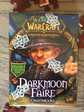 World Of Warcraft TCG Darkmoon Faire Collectors Set