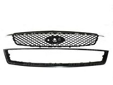 Ford Focus 2005-2007  Front Radiator Grille with Black Surround PSC