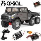 Axial AXI03002 1/10 SCX10 II UMG10 6x6 Rock Crawler RTR