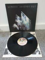 GENESIS Seconds Out 1977 (Vinyl LP Record) | Incomplete - Read Description