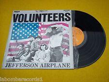 JEFFERSON AIRPLANE Volunteers psycho spain edit promo 1969  LP Ç