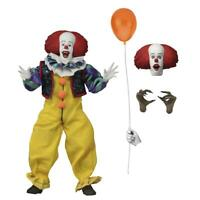 """NECA IT Pennywise 1990  8"""" Clothed Action Figure"""