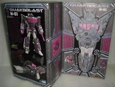 Transformers Toy W-01 Quakeblast Cloud9 C9 Shockwave in stock MISB