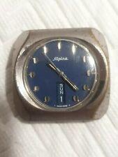 ALPINA Automatik Uhr Incabloc  Vitage Uhr