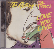 The Rolling Stones-Love You Live 2 cd album