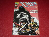 [ Bd Marvel Comics USA] X-Men Clásico #49-1990