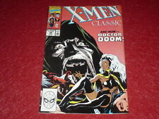 [CÓMICS BD MARVEL ESTADOS UNIDOS] X-MEN CLASSIC # 49 - 1990