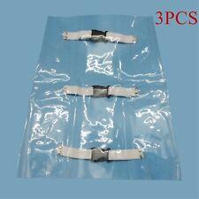 3pcs Dental Chair Toe Cover Dental Unit Mat Cushion Foot Pad Dustproof Protector