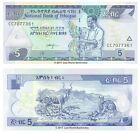Ethiopia 5 Birr 2013 P-47f Banknotes UNC