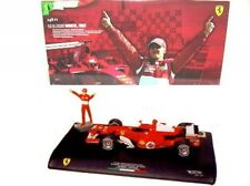 Hot Wheels 1/18 Scale J2994 Ferrari 248 F1 Monza 2006 Schumacher Retirement