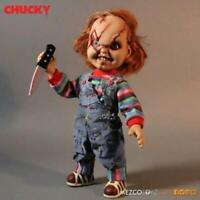 Child's Play Chucky Talking Mega-Scale 15-Inch Doll Available now