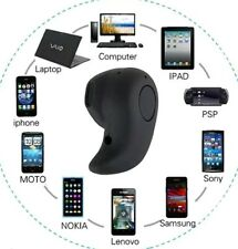 Universal Mini Bluetooth Headset || Kaju Style || Pair by all IPhone & Android .