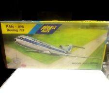 Playfix 1:100 scale Pan Am American Boeing 727-100 Model Plastic Air Plane Kit