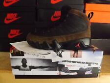 1 Nike Air Jordan 9 IX Retro Black Red Olive Classic OG Boot NRG Space Jam Sz 10