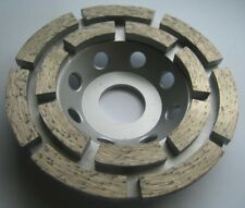 Diamant Schleifteller Schleiftopf 100 mm  -Neu- universal Schleifscheibe