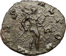 CLAUDIUS II Gothicus Ancient Roman Coin Nude Mars War God cult RARE   i29273