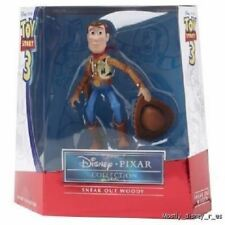 New Disney Toy Story Pixar Adult Collector Sneak Out Woody Figure 3.75 Figurine