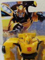 "NIB 2017 HASBRO 4"" BUMBLE BEE AUTOBOT TRANSFORMERS FIGURE"