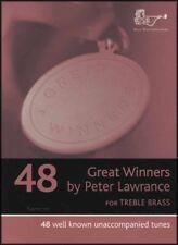 Great Winners for Treble Brass Trumpet Sheet Music Book