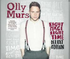 Olly Murs Right Place Right Time Deluxe Edition 2CD  NM
