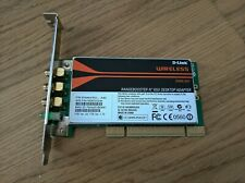 D-Link DWA‑547 Wireless N PCI Adapter