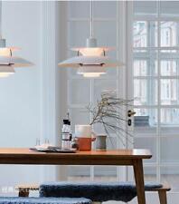 White Louis Poulsen Pendant Lamp Modern Droplight Home Chandelier Ceiling Light