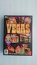 Vegas: Make It Big (PC: Windows, 2003) - Boxed Edition