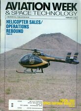 1990 Aviation Week & Space Technology Magazine: Helicopter Sales Operations