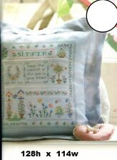 Summer Sampler Cross Stitch Pattern Only Eq - Esy