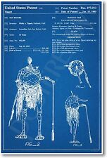 Star Wars Sy Snootles Patent - NEW Invention Patent Movie Art POSTER