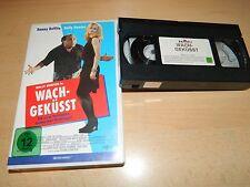 Wachgeküsst - Danny DeVito - Holly Hunter - UFA Erstauflage - VHS