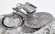 Star Trek Starship Enterprise Keychain Key Ring UK Seller fast Deilvery!