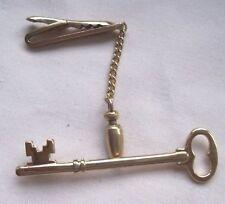 Hickok Men's Tie Pins & Clips