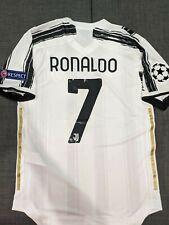 Maglia Juventus 2021 Da Gara Ronaldo Champions Taglia L Player