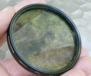 Promaster  Polarizing Polar PL 62mm Lens Filter made in Philippines