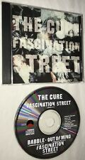 The Cure - Fascination Street / Babble / Out Of Mind CD 1989 Elektra 966702-2