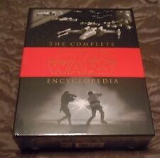 STAR WARS The Complete Encyclopedia by Stephen Sansweet New Sealed