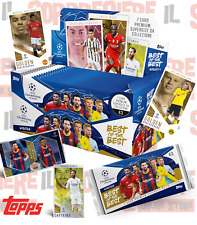 TOPPS BEST OF THE BEST CHAMPIONS LEAGUE 2020-2021 CARDS SUPERSIZE A SCELTA