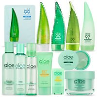Holika Holika Aloe Line (Foam/Soothing Gel/Toner/Emulsion/Cream/Mist/Sun)