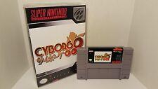 Cyborg 009 - English SNES Translation NTSC Action/Adventure Platformer